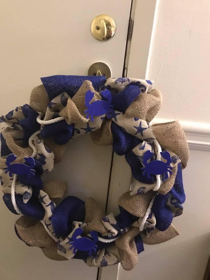 crab wreath